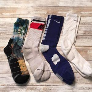 DY27 Nike/Adidas socks